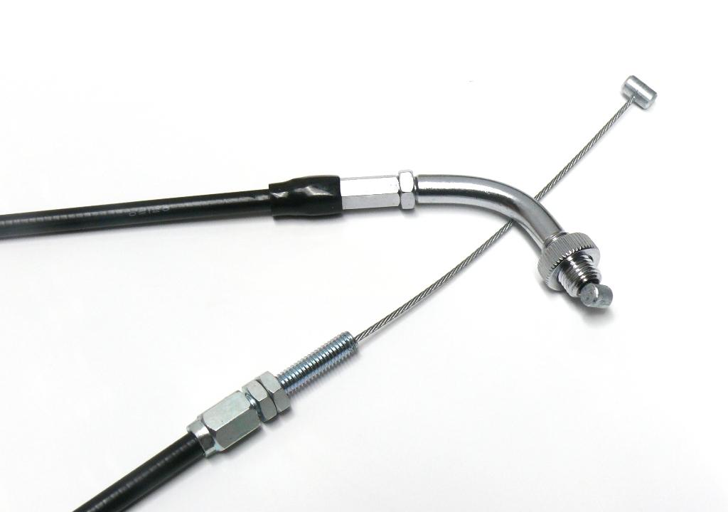 Gaszug A Öffner für Honda VT 600 C Shadow Motorrad Gasbowdenzug