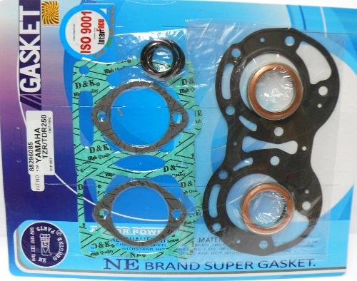 KR Zylinderfußdichtung Fußdichtung Cylinder Base Gasket YAMAHA TZR 250 88-92