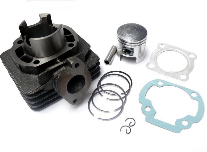 Suzuki Street Magic TR50 Piston and Rings 50cc Morini
