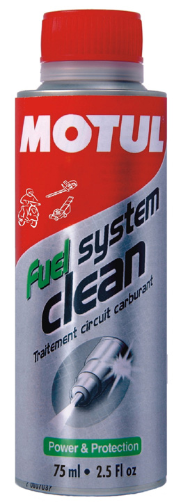 MOTUL Fuel System Clean Scooter - 75 ml