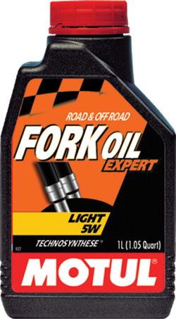 MOTUL Fork Oil Expert Light 5W - 1 litr