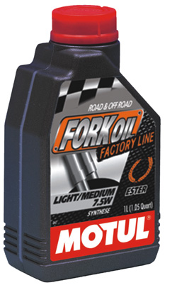 MOTUL Fork Oil 7,5W med / light Factory Line - 1 litr