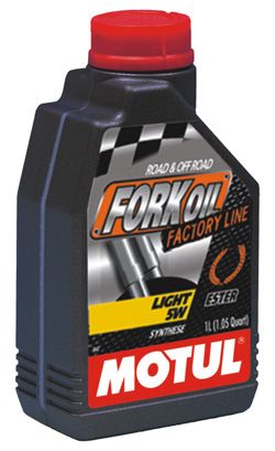 MOTUL Fork Oil 5W  light Factory Line - 1 litr