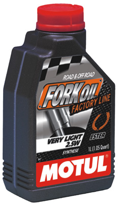 MOTUL Fork Oil 2,5W very light Factory Line - 1 litr